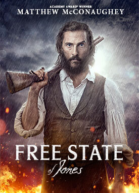Free State of Jones Film Poster