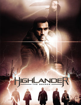 Highlander, The Source Poster