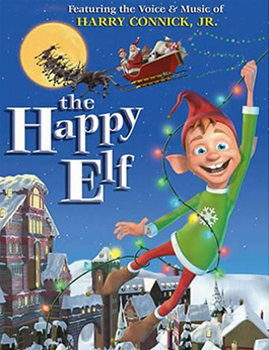 The Happy Elf Poster