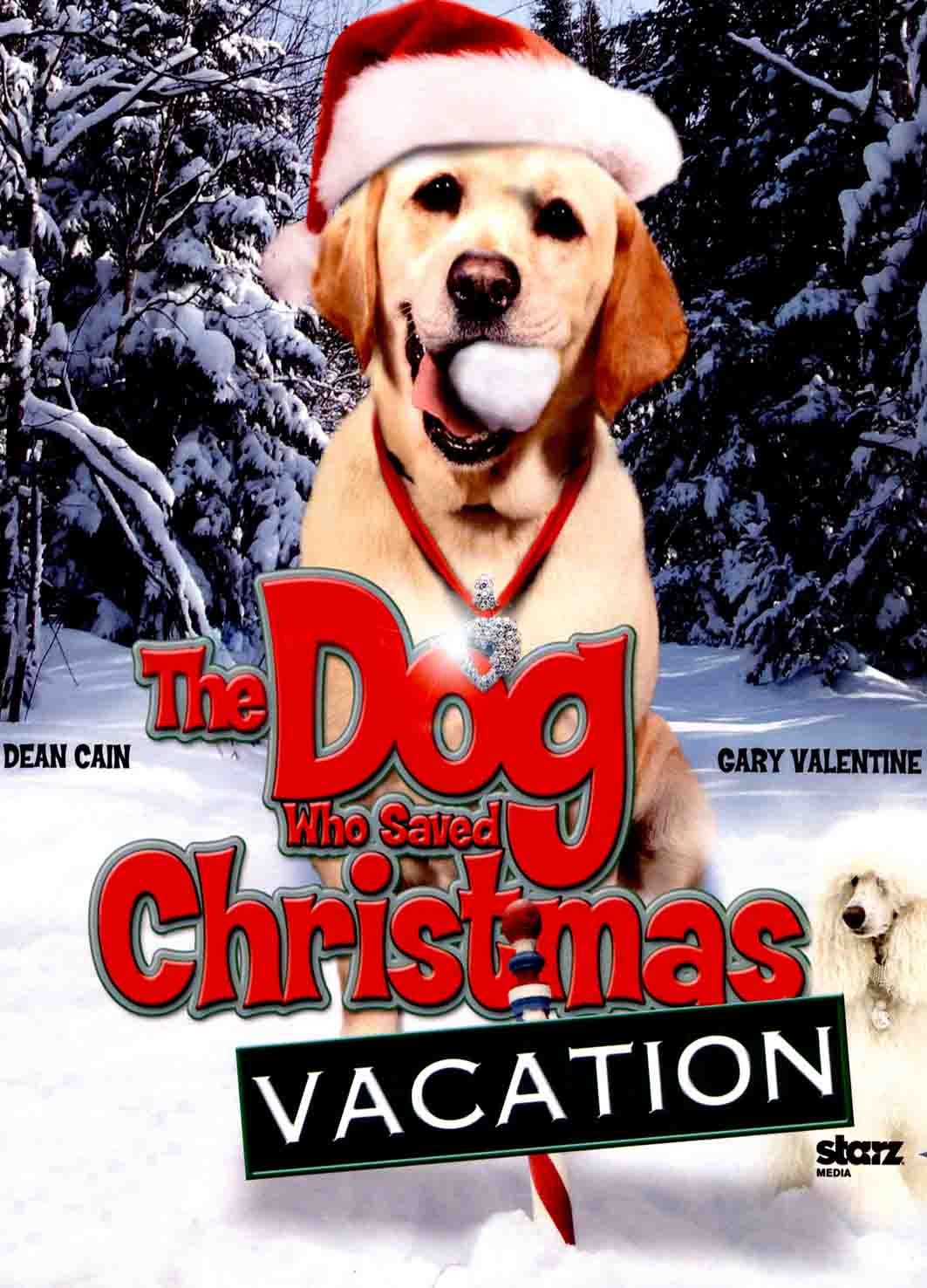 The Dog Who Saved Christmas' Vacation
