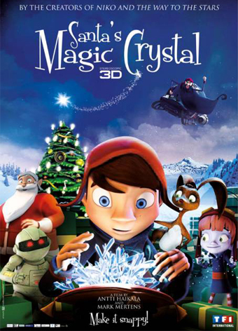 The Magic Crystal (Santa's Magic Crystal)