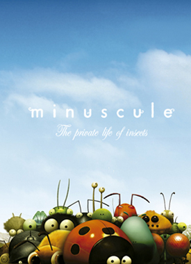 Minuscule I Poster