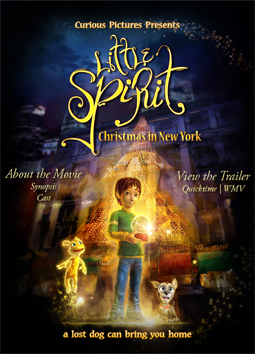 Little Spirit: Christmas in NY